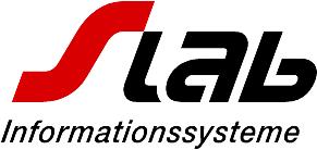 sLab Gesellschaft für Informationssysteme mbH & Co.KG Logo