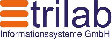 trilab Informationssysteme GmbH Logo