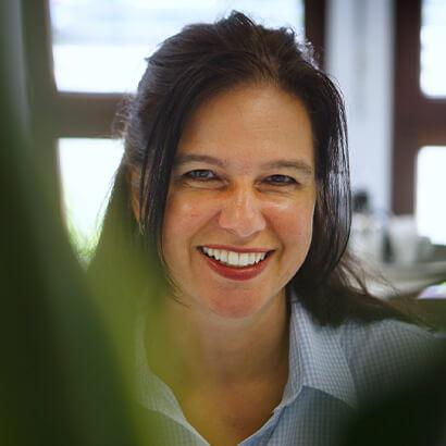 Portrait Cornelia Berger
